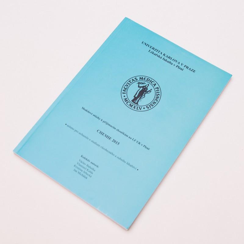 Modelové otázky k přijímacím zkouškám na LF UK v Plzni: Chemie - Náhled učebnice