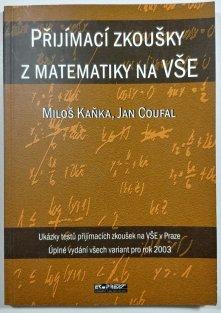 Přijímací zkoušky z matematiky na VŠE - Náhled učebnice