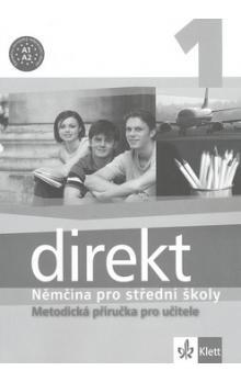 Direkt 1, Metodická příručka učitele - Náhled učebnice