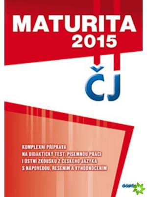 Maturita 2015, Český jazyk - Náhled učebnice
