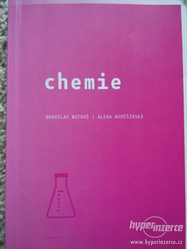 Modelové otázky z chemie k přijímacím zkouškám na 1. LF UK - Náhled učebnice