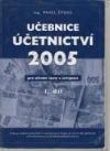 Učebnice účetnictví 2005 pro střední školy a veřejnost, 1. díl - Náhled učebnice