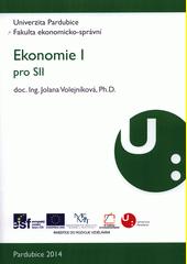 Ekonomie I pro SII