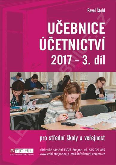 Učebnice účetnictví 2017, 3. díl