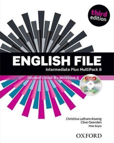 English File Intermediate Plus Multipack B - Náhled učebnice