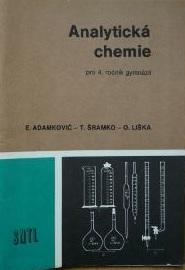 Analytická chemie pro 4. ročník gymnázií