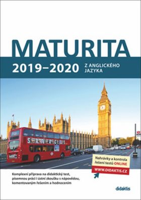 Maturita 2019–2020 z anglického jazyka - Náhled učebnice