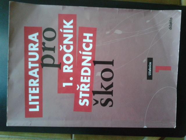Literatura pro 1.ročník SŠ - učebnice - Náhled učebnice