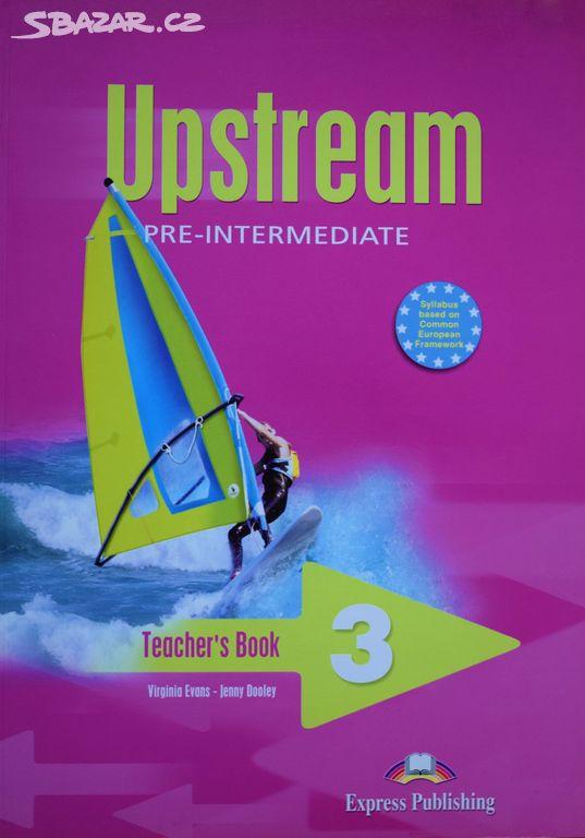 Upstream Pre-Intermediate Teachers Book 3
