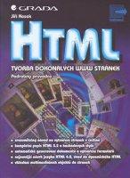 HTLM Tvorba dokonalých www stránek, Podrobný průvodce - Náhled učebnice