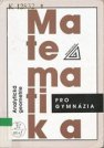 Matematika pro gymnázia, Analytická geometrie - Náhled učebnice