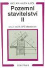 Pozemní stavitelství II, pro 2. ročník SPŠ stavebních