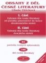 Obsahy z děl české literatury