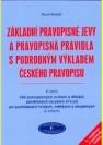 Základní pravopisné jevy a pravopisná pravidla s podrobným výkladem českého pravopisu a navíc 240 pravopisných cvičení a diktátů zaměřených na psaní i/í a y/ý po souhláskách tvrdých, měkkých a obojetných (s klíčem)