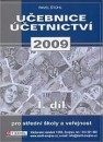 Učebnice účetnictví 2009 pro střední školy a pro veřejnost, 1. díl - Náhled učebnice