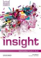 INSIGHT INTERMEDIATE STUDENT´S BOOK - Náhled učebnice