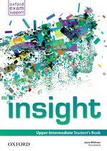 Insight-upper-intermediate student's book