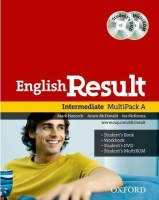 ENGLISH RESULT INTERMEDIATE MULTIPACK A - Náhled učebnice