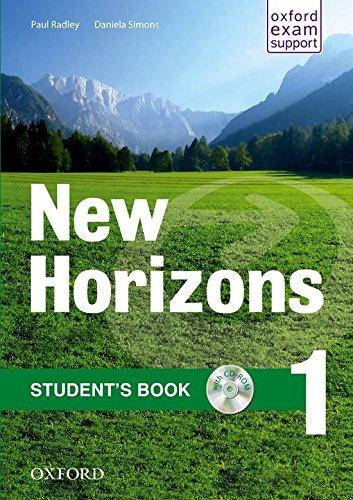 New Horizons Student´s book