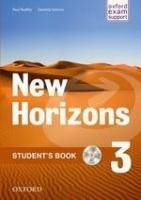 NEW HORIZONS 3 STUDENT´S PACK