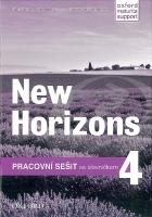 Pracovní sešit se slovníčkem New Horizons 4