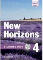 NEW HORIZONS 4 STUDENT´S PACK