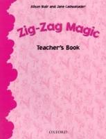 ZIG-ZAG MAGIC TEACHER´S BOOK - Náhled učebnice