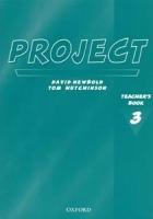 Project 3, Teacher's book