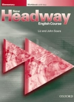 New Headway. Elementary. Workbook with key. - Náhled učebnice