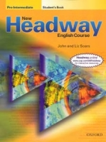 New Headway Pre-Intermediate Student´s Book (učebnice)