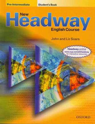 New Headway Pre-Intermediate Student´s Book (učebnice)