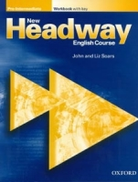 New Headway Pre-Intermediate - Workbook with key - Náhled učebnice
