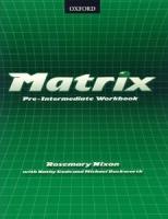 Matrix, pre-intermediate. Workbook - Náhled učebnice