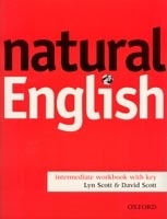 NATURAL ENGLISH INTERMEDIATE WORKBOOK WITH KEY - Náhled učebnice
