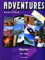ADVENTURES STARTER STUDENT´S BOOK - Náhled učebnice