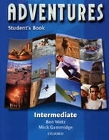 ADVENTURES INTERMEDIATE STUDENT´S BOOK