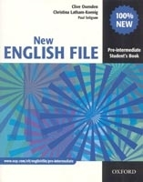 New English File Pre-Intermediate Student´s Book - Náhled učebnice