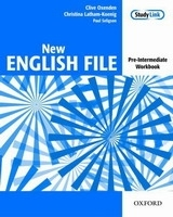 New English File. Pre-intermediate Workbook - Náhled učebnice