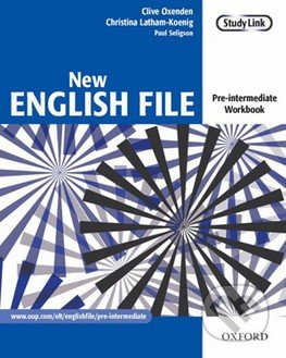 New English File. Pre-intermediate. Workbook