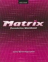 Matrix, Fundation workbook