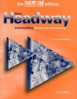 New Headway English Course. Intermediate. Workbook. New Edition - Náhled učebnice