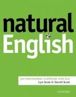 Natural english, pre-intermediate workbook with key