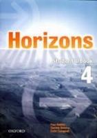 Horizons 4 Student´s Book
