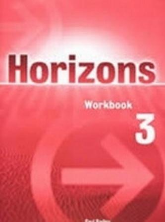Horizons 3 Workbook