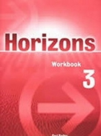 Horizons 3 Workbook - Náhled učebnice