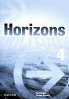 Horizons 4 Workbook