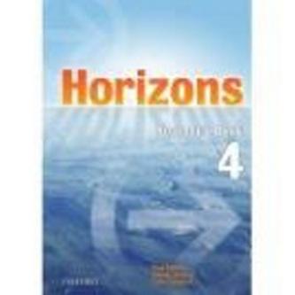 Horizons 4 Pracovní sešit