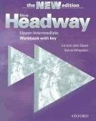 New Headway Upper Intermediate (3rd Edition) Workbook with Answer Key