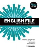English File - Advanced Workbook with key, 3rd edition