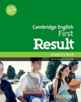 Cambridge English First Result Student's Book - Náhled učebnice